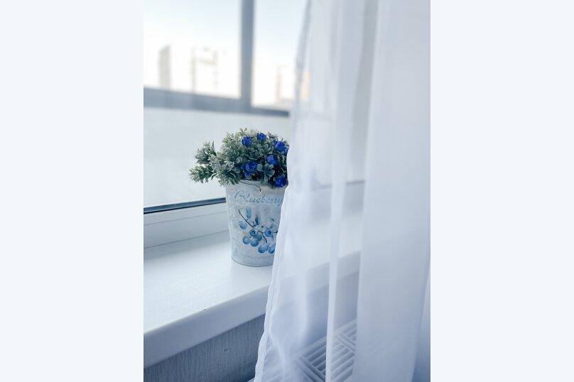 2-комн. квартира, 46 кв.м. на 4 человека, улица Овчинникова, 18, Челябинск - Фотография 24