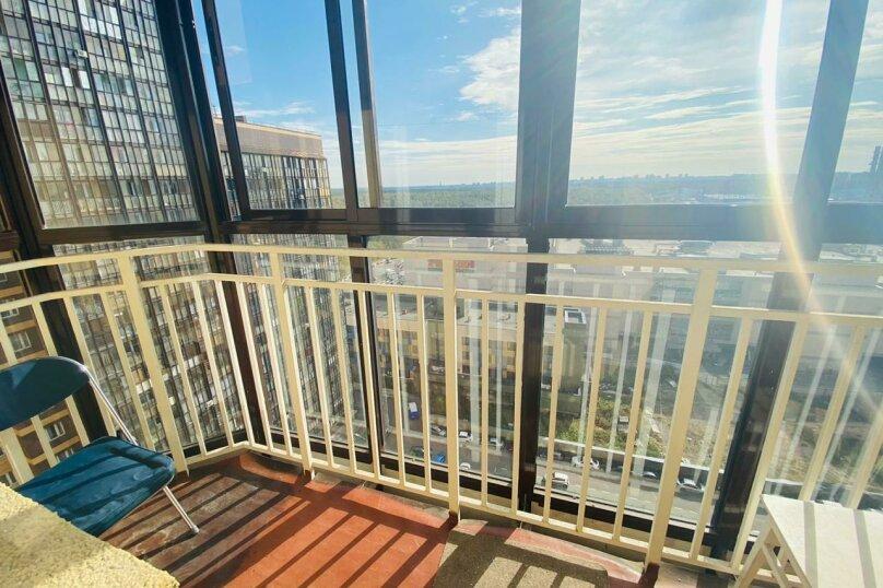 1-комн. квартира, 40 кв.м. на 2 человека, Юбилейный проспект, 78, Реутов - Фотография 17