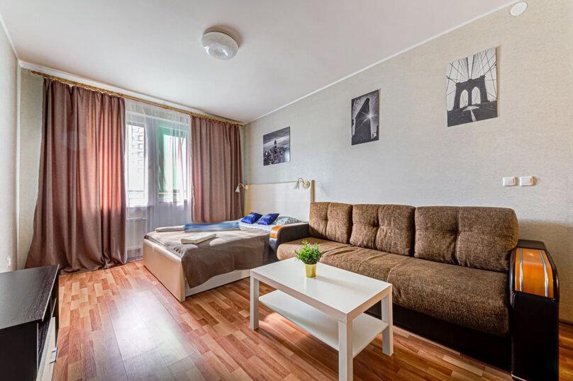 1-комн. квартира, 40 кв.м. на 2 человека, Юбилейный проспект, 78, Реутов - Фотография 3
