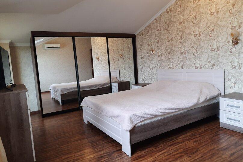 3-комн. квартира, 95 кв.м. на 5 человек, улица Толстого, 3, Новороссийск - Фотография 15