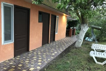 2-х комнатный дом со всеми удобства на 5 человек, 2 спальни, Приморская улица, 12, Черноморское - Фотография 1