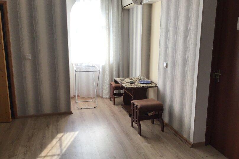 3-х местный номер, 4-йэтаж, А, Изумрудная улица, 6, Лазаревское - Фотография 3