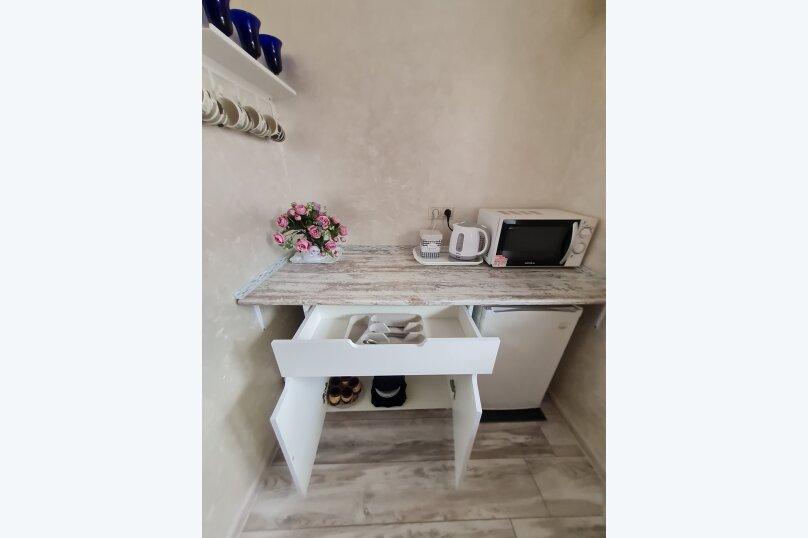 Студия с мини-кухней и балконом., улица Пушкина, 38, Геленджик - Фотография 4