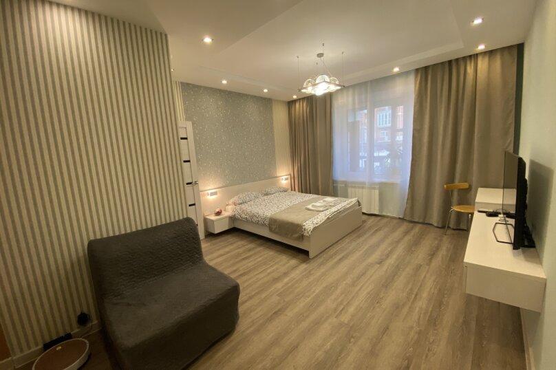 1-комн. квартира, 37 кв.м. на 2 человека, Дальневосточная улица, 152, Иркутск - Фотография 3