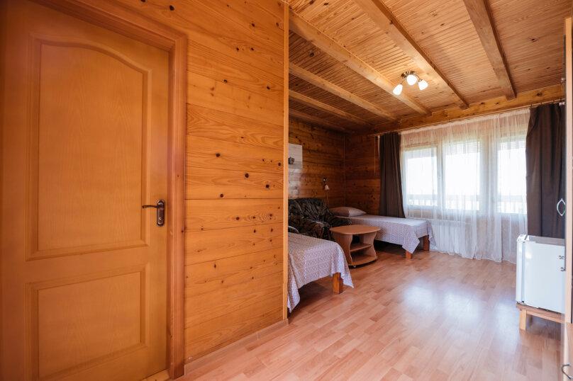 Улучшенный двухкомнатный  4-х местный с отдел. кроватями, СНТ Скиф, №138, Севастополь - Фотография 1