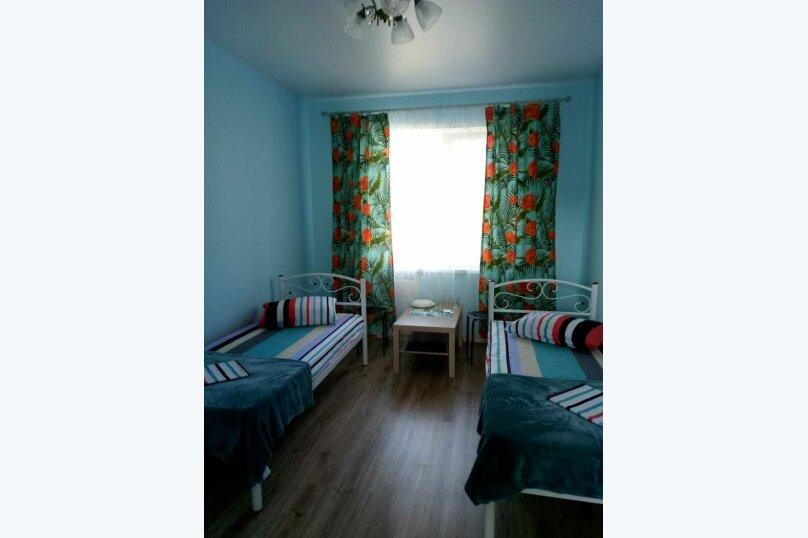 2-х местный номер с двумя односпальными кроватями, Новая улица, 6, Судак - Фотография 1
