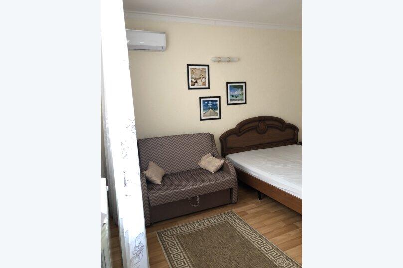 1 комнатная квартира в частном доме с отдельным входом, 40 кв.м. на 3 человека, 1 спальня, Морпортовская улица, 10, Севастополь - Фотография 6