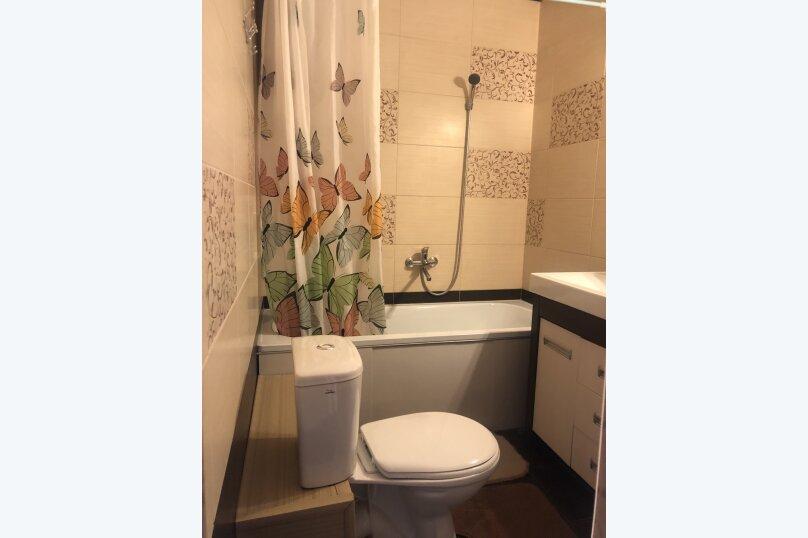 Комфортная 1 комнатная квартира в частном доме с отдельным входом, 40 кв.м. на 3 человека, 1 спальня, Морпортовская улица, 10, Севастополь - Фотография 10