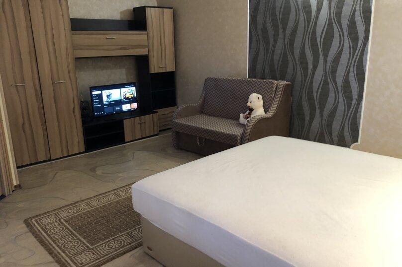 Комфортная 1 комнатная квартира в частном доме с отдельным входом, 40 кв.м. на 3 человека, 1 спальня, Морпортовская улица, 10, Севастополь - Фотография 12