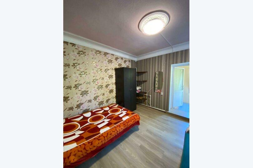 Трнхкомнатный номер, 40 кв.м. на 8 человек, 1 спальня, Береговая улица, 6, Алушта - Фотография 4