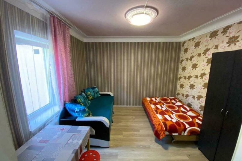 Трнхкомнатный номер, 40 кв.м. на 8 человек, 1 спальня, Береговая улица, 6, Алушта - Фотография 7