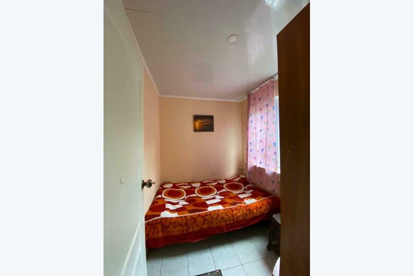Трнхкомнатный номер, 40 кв.м. на 8 человек, 1 спальня, Береговая улица, 6, Алушта - Фотография 8