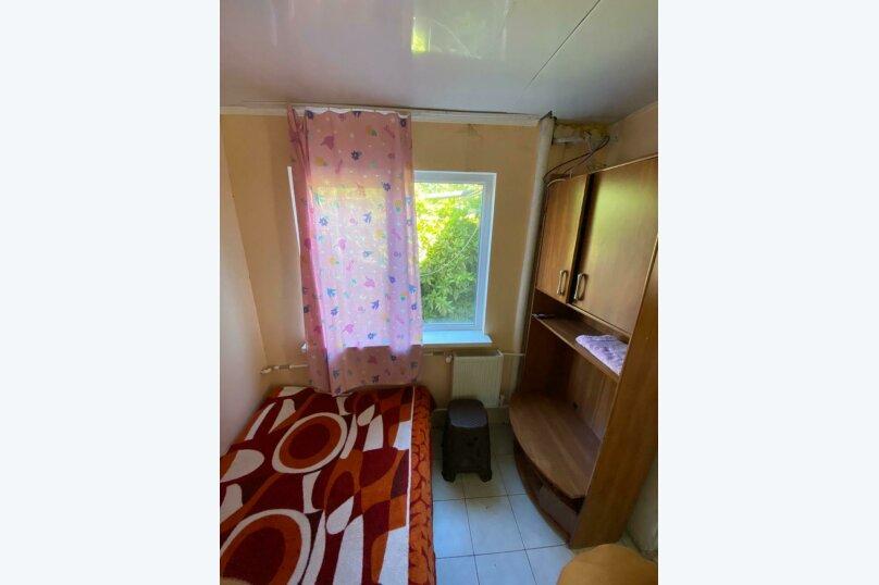 Трнхкомнатный номер, 40 кв.м. на 8 человек, 1 спальня, Береговая улица, 6, Алушта - Фотография 11