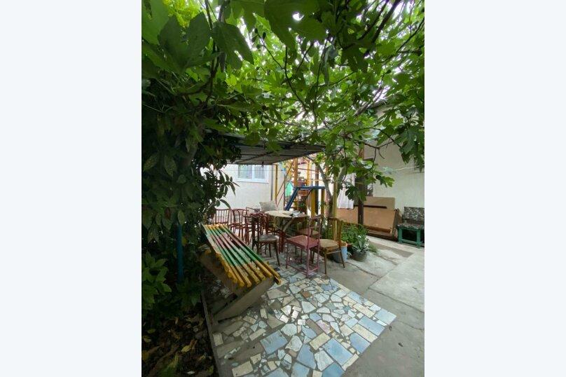 Трнхкомнатный номер, 40 кв.м. на 8 человек, 1 спальня, Береговая улица, 6, Алушта - Фотография 1
