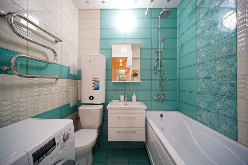 1-комн. квартира, 49 кв.м. на 4 человека, улица Александра Покрышкина, 25Ак1, Белый, Краснодарский край - Фотография 2
