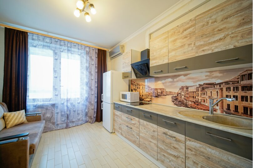 1-комн. квартира, 49 кв.м. на 4 человека, улица Александра Покрышкина, 25Ак1, Белый, Краснодарский край - Фотография 7