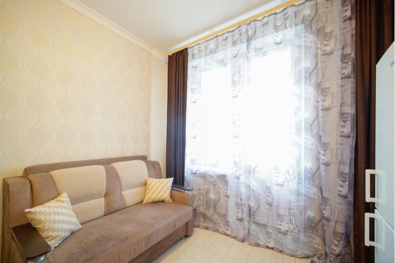 1-комн. квартира, 49 кв.м. на 4 человека, улица Александра Покрышкина, 25Ак1, Белый, Краснодарский край - Фотография 9