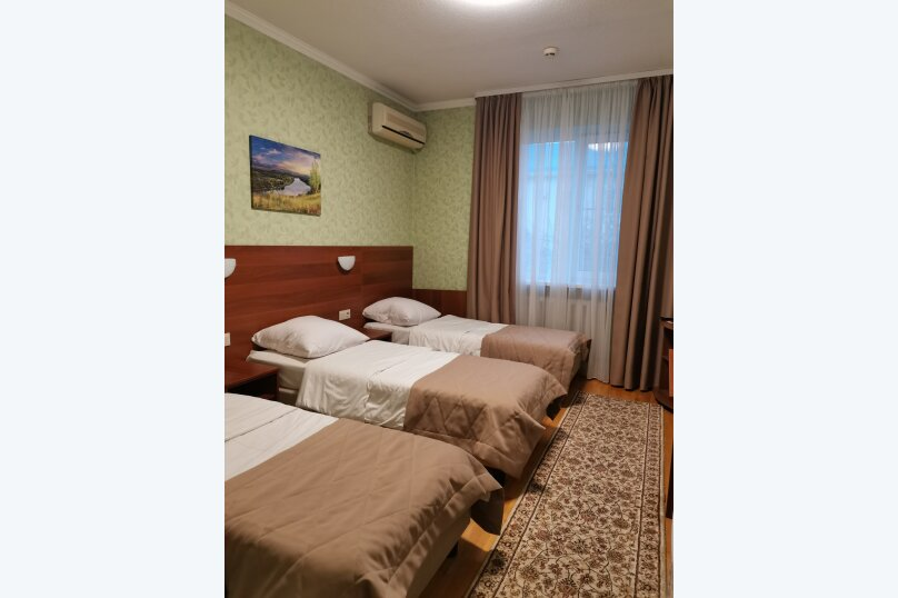 Стандарт TRIPL c тремя кроватями, улица Доватора, 144/25, Ростов-на-Дону - Фотография 2