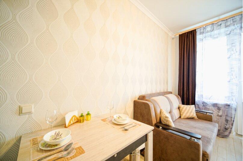 1-комн. квартира, 49 кв.м. на 4 человека, улица Александра Покрышкина, 25Ак1, Белый, Краснодарский край - Фотография 13