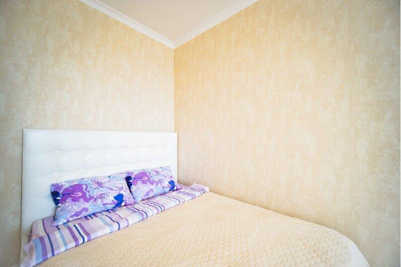 1-комн. квартира, 49 кв.м. на 4 человека, улица Александра Покрышкина, 25Ак1, Белый, Краснодарский край - Фотография 16