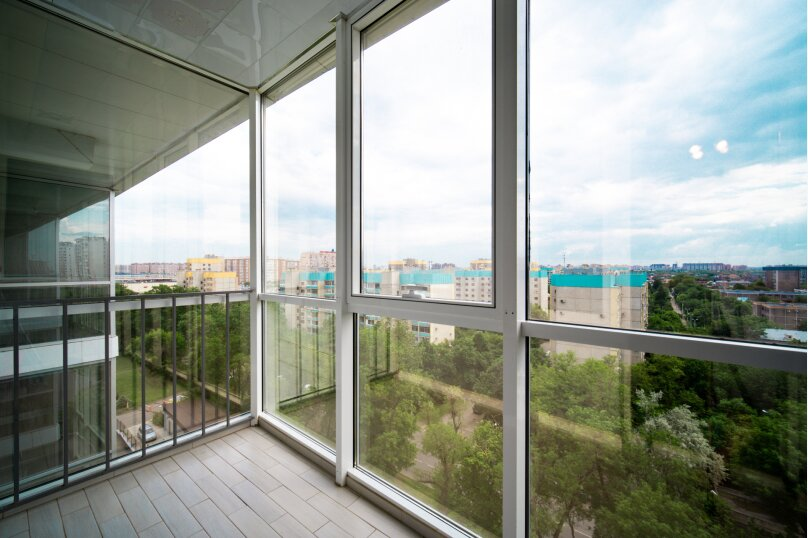 1-комн. квартира, 49 кв.м. на 4 человека, улица Александра Покрышкина, 25Ак1, Белый, Краснодарский край - Фотография 18