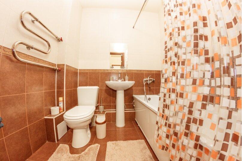 1-комн. квартира, 39 кв.м. на 4 человека, Восточно-Кругликовская улица, 30, Краснодар - Фотография 17
