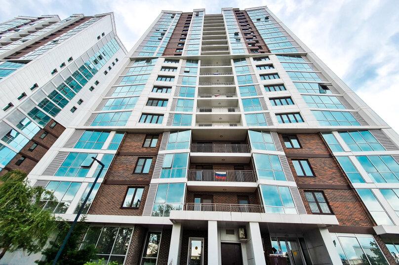 1-комн. квартира, 49 кв.м. на 4 человека, улица Александра Покрышкина, 25Ак1, Белый, Краснодарский край - Фотография 20