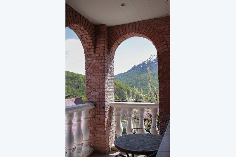 Люкс с видом на горы, Ачишховский переулок, 9, Красная Поляна - Фотография 8