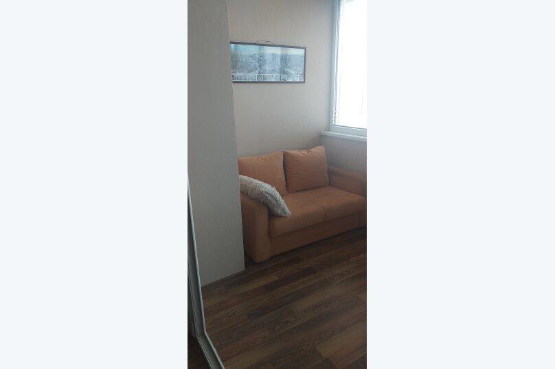 2-комн. квартира, 75 кв.м. на 5 человек, проспект Октябрьской Революции, 42, Севастополь - Фотография 3