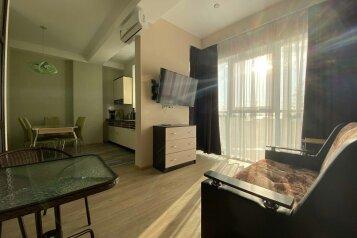1-комн. квартира, 40 кв.м. на 4 человека, Крымская улица, 89, Сочи - Фотография 1