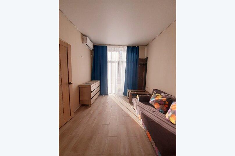 Семейный 2х комнатный номер с кухней, Центральная улица, 56, село Изобильное - Фотография 1
