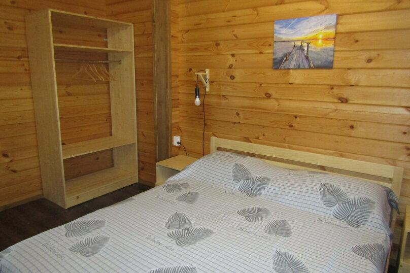 Дом на берегу озера Маслозеро, 100 кв.м. на 8 человек, 2 спальни, д. Маслозеро, Озёрная улица, 10А, Медвежьегорск - Фотография 20