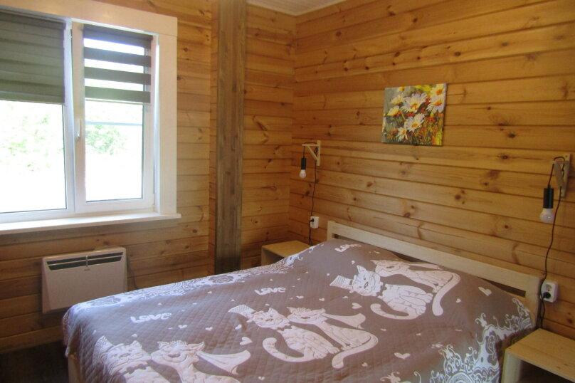 Дом на берегу озера Маслозеро, 100 кв.м. на 8 человек, 2 спальни, д. Маслозеро, Озёрная улица, 10А, Медвежьегорск - Фотография 28