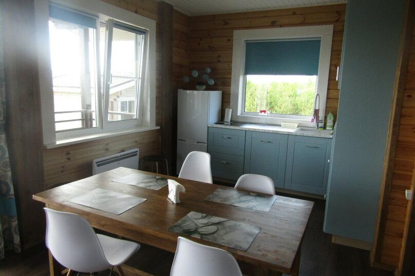 Дом на берегу озера Маслозеро, 100 кв.м. на 8 человек, 2 спальни, д. Маслозеро, Озёрная улица, 10А, Медвежьегорск - Фотография 31