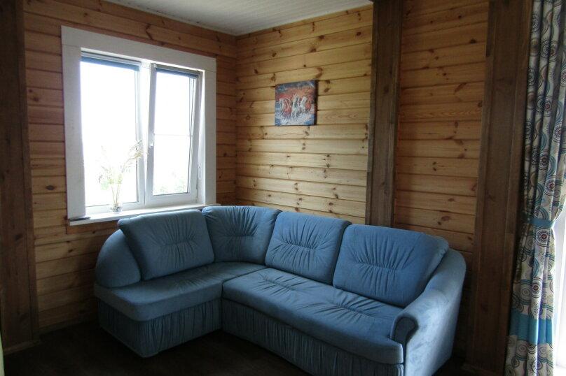 Дом на берегу озера Маслозеро, 100 кв.м. на 8 человек, 2 спальни, д. Маслозеро, Озёрная улица, 10А, Медвежьегорск - Фотография 34
