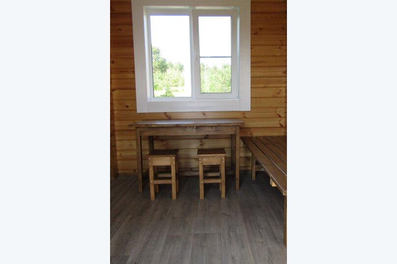 Дом на берегу озера Маслозеро, 100 кв.м. на 8 человек, 2 спальни, д. Маслозеро, Озёрная улица, 10А, Медвежьегорск - Фотография 35