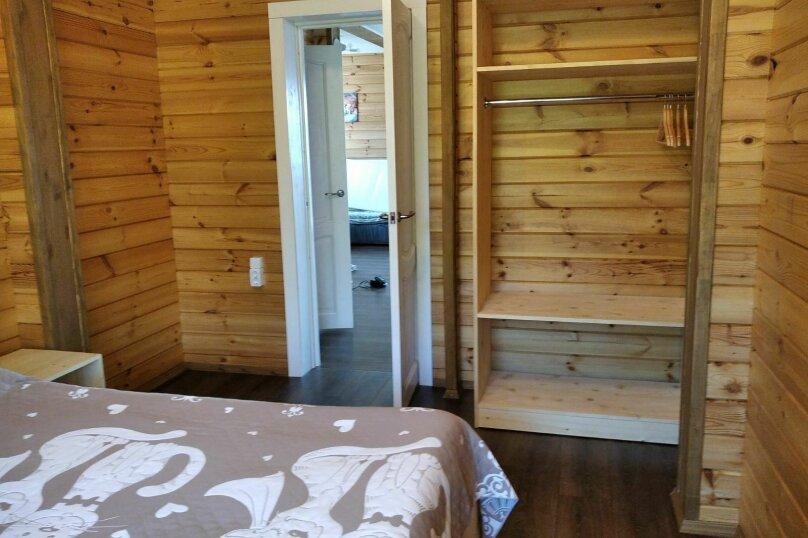 Дом на берегу озера Маслозеро, 100 кв.м. на 8 человек, 2 спальни, д. Маслозеро, Озёрная улица, 10А, Медвежьегорск - Фотография 43