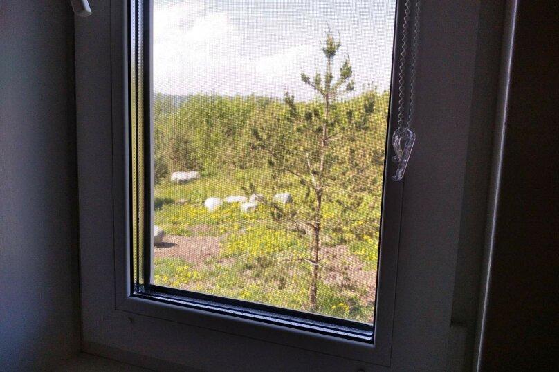 Дом на берегу озера Маслозеро, 100 кв.м. на 8 человек, 2 спальни, д. Маслозеро, Озёрная улица, 10А, Медвежьегорск - Фотография 46