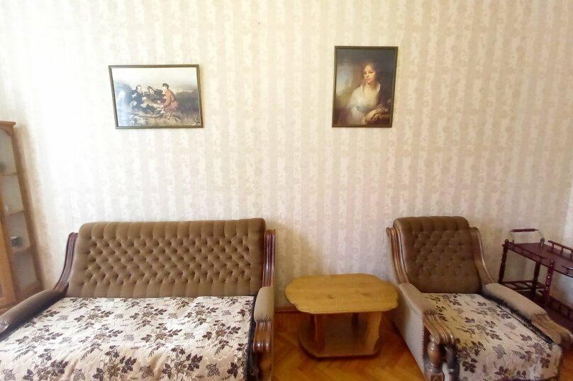 2-комн. квартира, 58 кв.м. на 4 человека, улица Васильева, 9, Ялта - Фотография 5