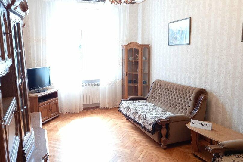 2-комн. квартира, 58 кв.м. на 4 человека, улица Васильева, 9, Ялта - Фотография 6