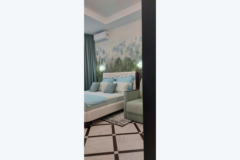 Отдельная комната, улица Строителей, 2В, Гурзуф - Фотография 12