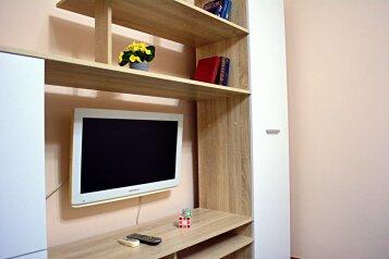 2-комн. квартира, 50 кв.м. на 5 человек, улица Лазарева, 48, Лазаревское - Фотография 1