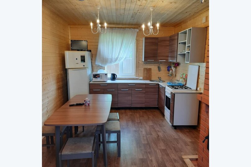 Дом на Селигере, Горница., 80 кв.м. на 8 человек, 3 спальни, Береговая, 4, Осташков - Фотография 9