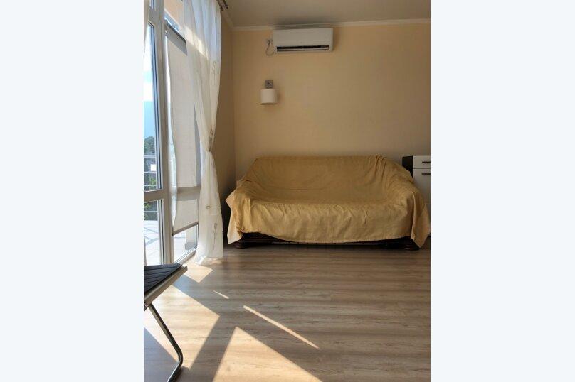 1-комн. квартира, 42 кв.м. на 3 человека, улица Сеченова, 20, Ялта - Фотография 13