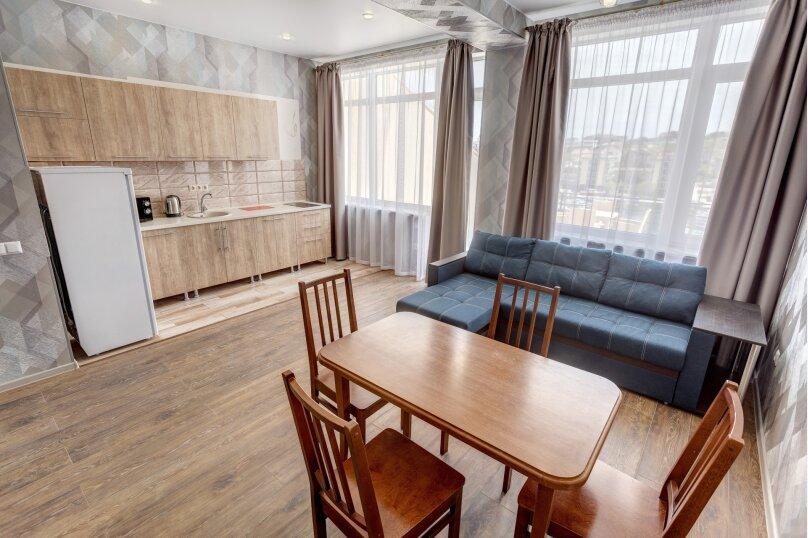 2-комн. квартира, 48 кв.м. на 4 человека, улица Адмирала Фадеева, 18, Севастополь - Фотография 3