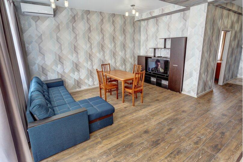 2-комн. квартира, 48 кв.м. на 4 человека, улица Адмирала Фадеева, 18, Севастополь - Фотография 5