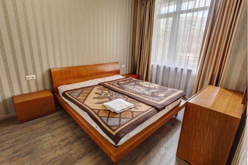 2-комн. квартира, 48 кв.м. на 4 человека, улица Адмирала Фадеева, 18, Севастополь - Фотография 7