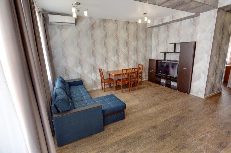 2-комн. квартира, 48 кв.м. на 4 человека, улица Адмирала Фадеева, 18, Севастополь - Фотография 11