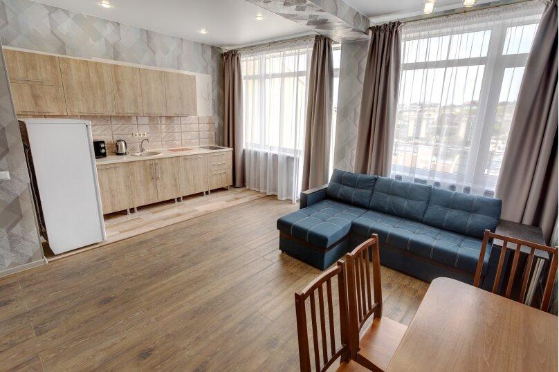 2-комн. квартира, 48 кв.м. на 4 человека, улица Адмирала Фадеева, 18, Севастополь - Фотография 12