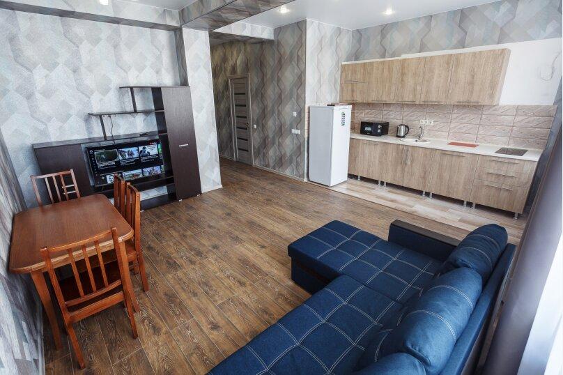 2-комн. квартира, 48 кв.м. на 4 человека, улица Адмирала Фадеева, 18, Севастополь - Фотография 25
